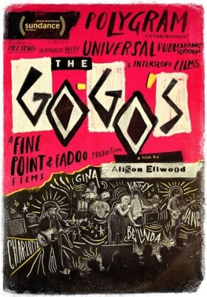 The Go-Go's Documentary (Blu-ray + DVD)