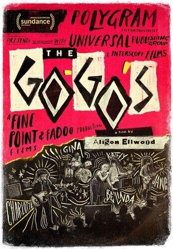 The Go-Go's Documentary (Blu-ray + DVD)