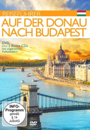 Reiseführer - Auf der Donau nach Budapest