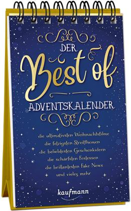 Der Best-of-Adventskalender
