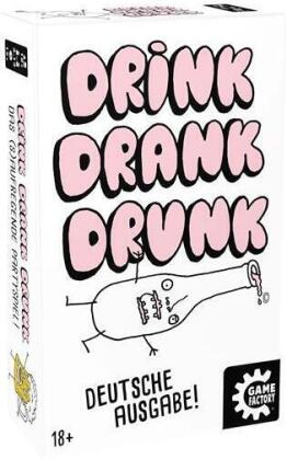 Drink Drank Drunk (d)