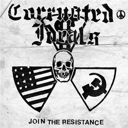 Corrupted Ideals - Join The Resistance (Red Vinyl, LP)