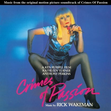 Rick Wakeman - Crimes Of Passion - OST (2021 Reissue, Purple Pyramid, Limited Edition, Colored, LP)