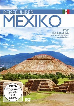 Reiseführer - Mexiko (DVD + CD)
