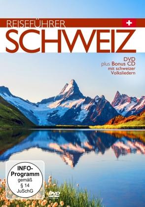 Reiseführer - Schweiz (DVD + CD)