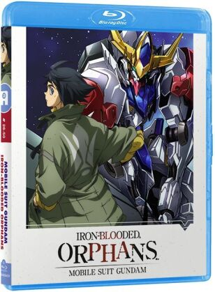 Mobile Suit Gundam: Iron-Blooded Orphans - Partie 2 (4 Blu-ray)