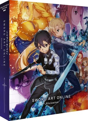 Sword Art Online - Alicization - Partie 1 (Collector's Edition, 2 DVD)