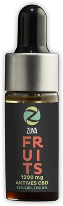 Zuya Öl Fruits 12% - 10ml