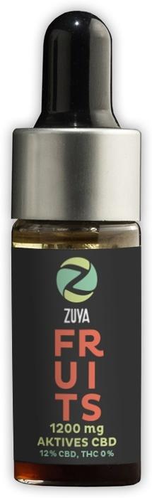 Zuya Öl Fruits 12% - 10ml