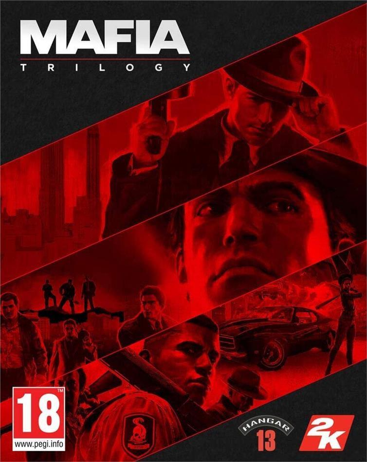Mafia Trilogy - Code in the Box