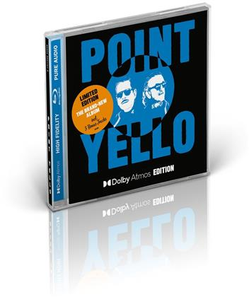 Yello - Point (Blu-Ray Audio)