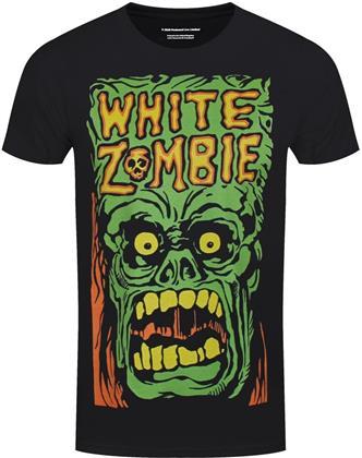 White Zombie: Monster Yelling - Men's T-Shirt