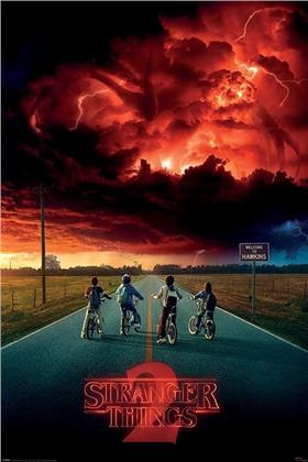 Stranger Things: Mind Flayer - Maxi Poster