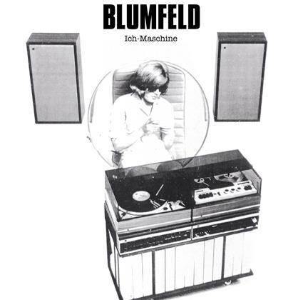 Blumfeld - Ich-Maschine (2020 Reissue, LP)