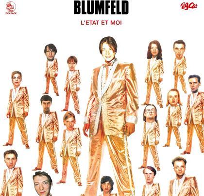 Blumfeld - L'Etat Et Moi (LP)