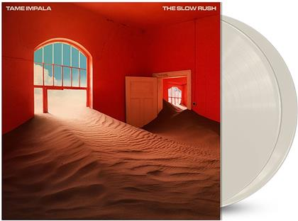 Tame Impala - The Slow Rush (Reissue, Limited Edition, Creamy White Vinyl, 2 LPs)