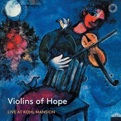 Sasha Cooke, Daniel Hope, Sean Mori, Kay Stern, Dawn Harms, … - Violins Of Hope - Live At Kohl Mansion (Hybrid SACD)