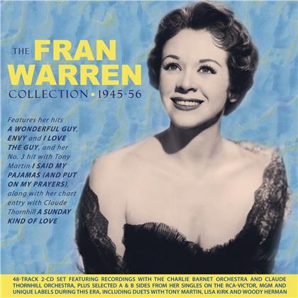 Fran Warren - Collection 1945-56 (2 CDs)