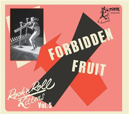 Rock & Roll Kitten Vol 5: Forbidden Fruit