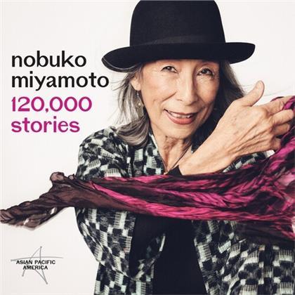 Nobuko Miyamoto - 120,000 Stories (Digipack, 2 CDs)