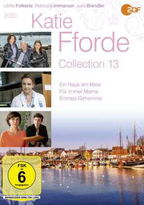Katie Fforde - Collection 13 (3 DVDs)