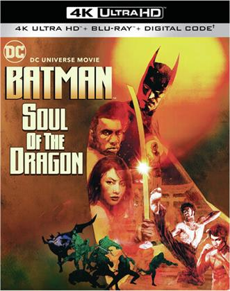 Batman: Soul Of The Dragon (2021) (4K Ultra HD + Blu-ray)