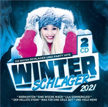 Winter Schlager 2021 (2 CDs)