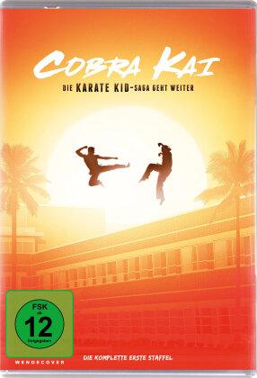 Cobra Kai - Staffel 1 (2 DVDs)