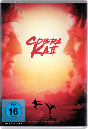 Cobra Kai - Staffel 2 (2 DVDs)