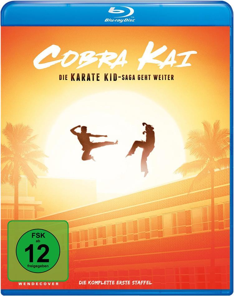 Cobra Kai - Staffel 1 (2 Blu-rays)
