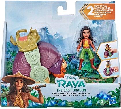 Raya And The Last Dragon - Raya And The Last Dragon Sd Tuk Tuk And Roll