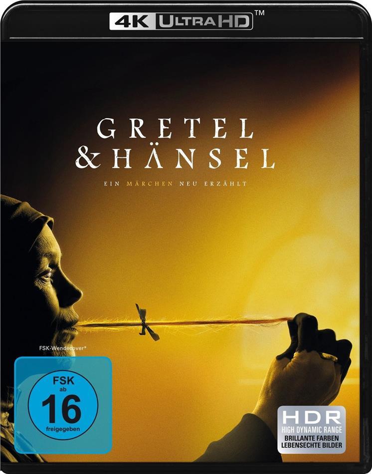 Gretel & Hänsel - Ein Märchen neu erzählt (2020)
