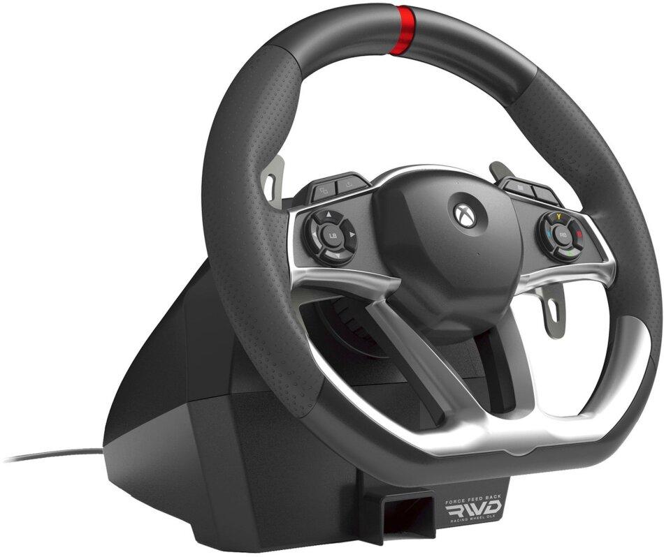 Force Feedback Racing Wheel DLX