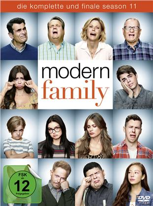 Modern Family - Staffel 11 - Die finale Staffel (3 DVDs)