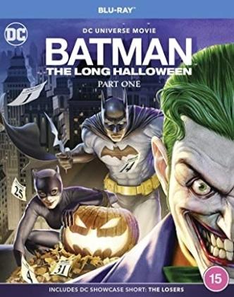 Batman - The Long Halloween - Part 1 (2021)