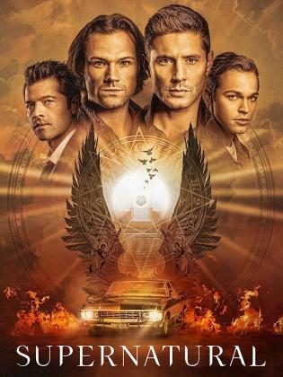 Supernatural - Season 15 - The Final Season