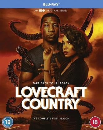 Lovecraft Country - Season 1 (3 Blu-rays)