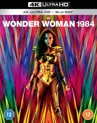 Wonder Woman 1984 (2020) (4K Ultra HD + Blu-ray)