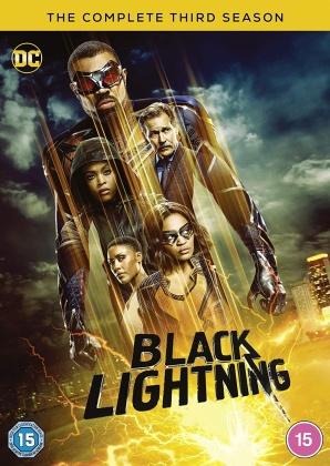Black Lightning - Season 3 (3 DVDs)