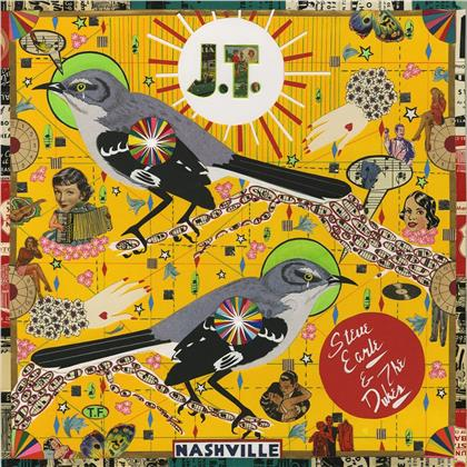 Steve Earle & The Dukes - J.T. (150 Gramm, Limited Edition, Colored, LP)