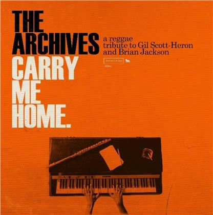 The Archives - A Reggae Tribute To Heron & Jackson