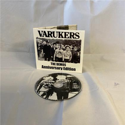The Varukers - The Demos (2020 Reissue)