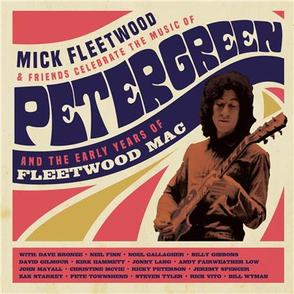 Mick Fleetwood & Friends - Celebrate the Music of Peter Green and the Early Years of Fleetwood Mac (2 CD + Blu-ray)