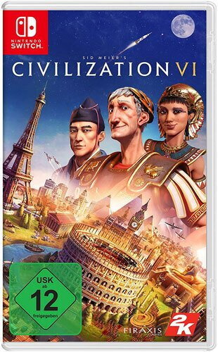 Civilization 6 - (Code in a Box) (German Edition)