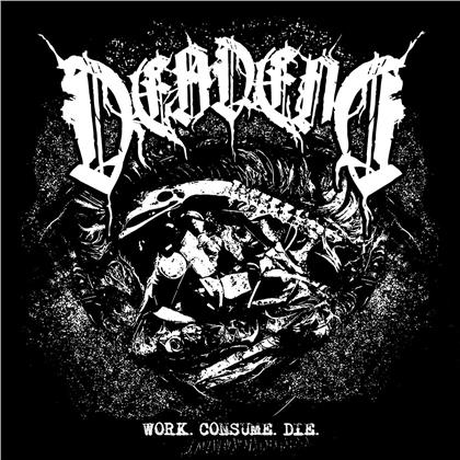 Dead End - Work. Consume. Die. (LP)