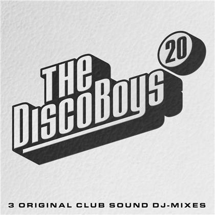 The Disco Boys - The Disco Boys Vol. 20 (3 CDs)