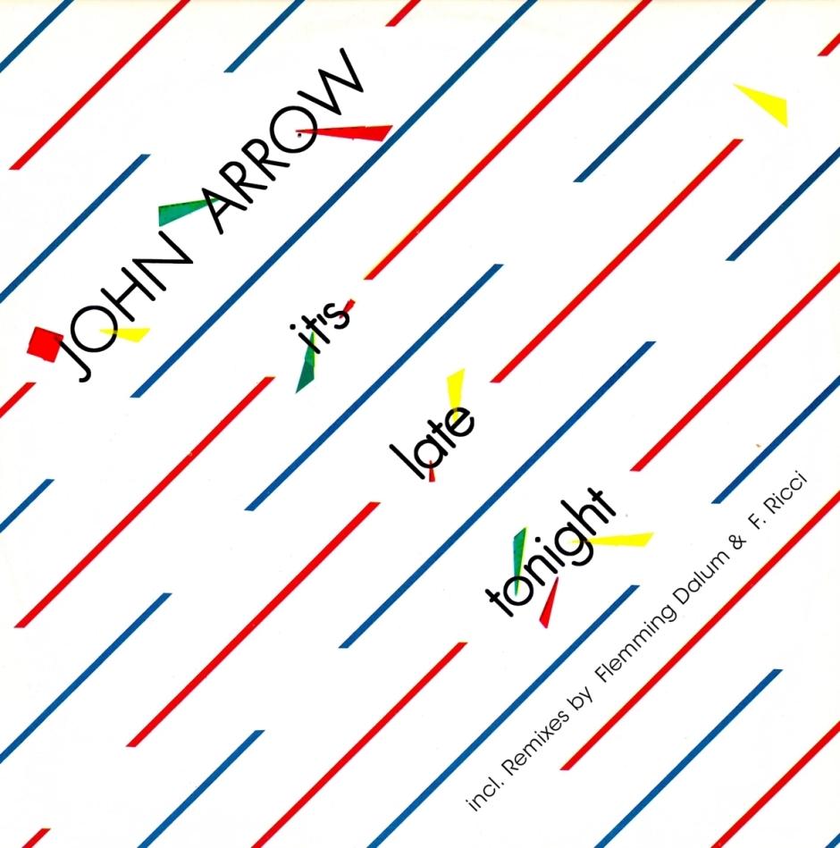 John Arrow - It s Late Tonight (LP)