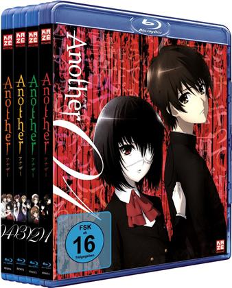 Another (2012) (4 Blu-ray)