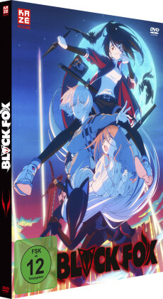 Black Fox (2019) (Deluxe Edition, Edizione Limitata)