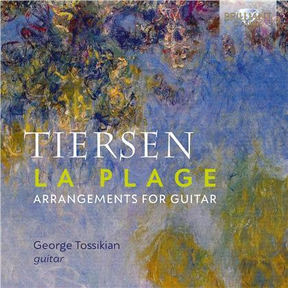Yann Tiersen (*1970) & George Tossikian - La Plage - Arrangements For Guitar